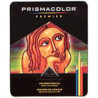 Prismacolor 48 Color Pencil Set