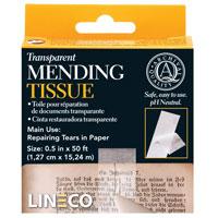 Transparent Mending Tissue