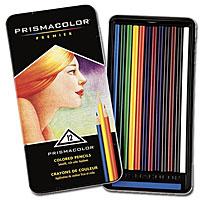 Prismacolor 12 Color Pencil Set