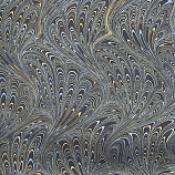 Petite Metallic Plumes - Gold/Blue/Green/Black