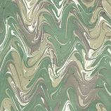 Serenity - Jade/Taupe/White