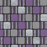 Cubix Purple/Grey