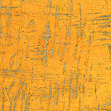 Gold Brush on Tiger Yellow